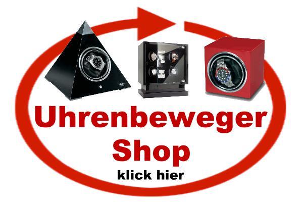 Uhrenbeweger Shop Kadloo Beco Elma Motion MTE Rapport Orbita Uhren Beweger Test selber bauen