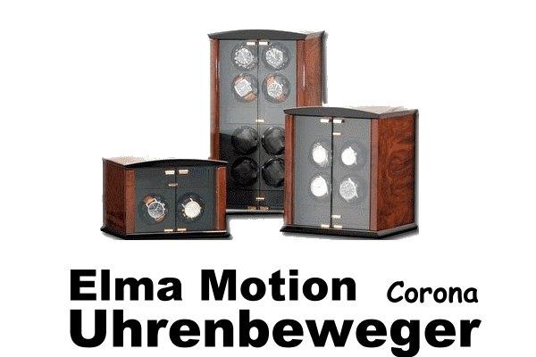 Elma Motion Uhrenbeweger Elmamotion Corona watch winder