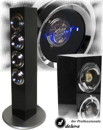 Uhrenbeweger Shop S1 Deluxe Uhrenbeweger Dynamic