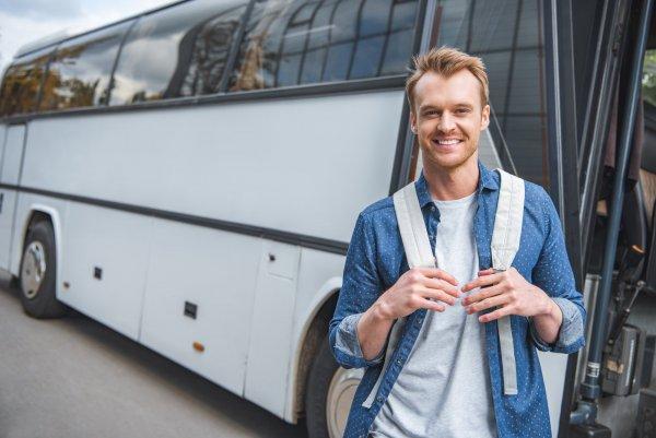 Bussresor är enkelt och billigt