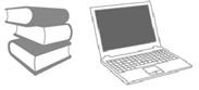 Böcker och dator