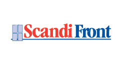 ScandiFront logo.
