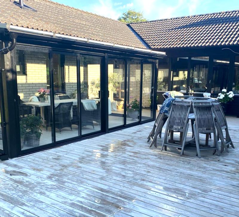 Vi är specialister på att bygga uterum i Göteborg.