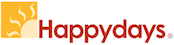 Happydays logotyp