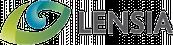 Lensias logotyp