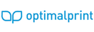 Optimalprint logotyp