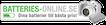 Batteries-Online logo