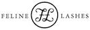 Feline Lashes logotyp