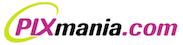 Pixmanias logotyp