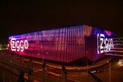 Ziggo Dome på kvällen