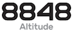 8848 Altitude logotyp