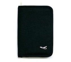 Liten passväska/reseplånbok