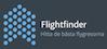 Flightfinder logotyp