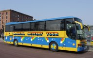 Magical Myster Tour-buss