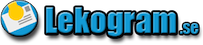 Lekogram logotyp