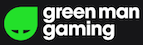 Green Man Gaming logotyp