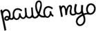 Paula Myo logotyp