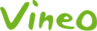 Vineo logotyp