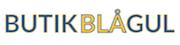 ButikBlågul logotyp