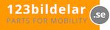 123bildelar logotyp