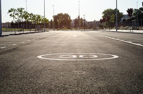 hastighetsbegränsning