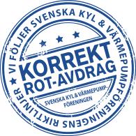 Rot-avdrag för värmepumpar Stockholm
