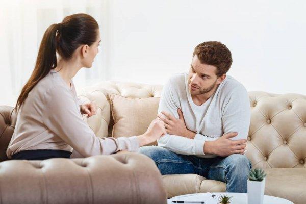 Föräldrar som samtalar