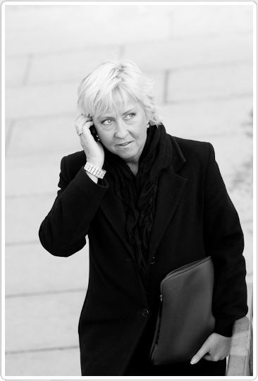 Jurist Lena Sandberg