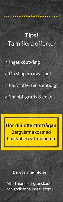 Annons for offertsajt