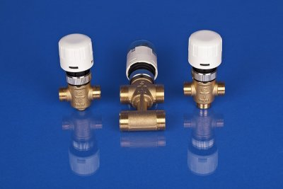 Zone Valves VZ-series and Actuators AZ-series