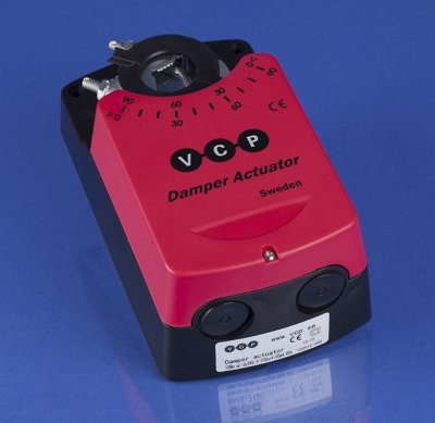 damper actuators 16Nm - RA16-series