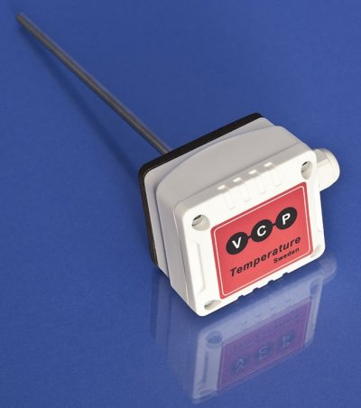 Duct temperature sensor TDN