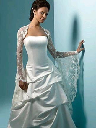 chaquetas/toreras | vestidos de novia