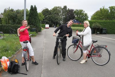Cykling.....