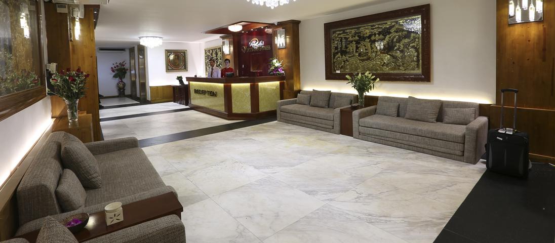 Vietview Hotel Lobby