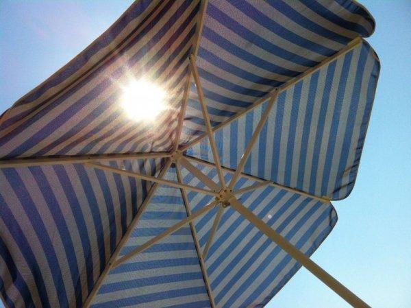 Måste få skydd mot solen på terrassen  03fb004555717