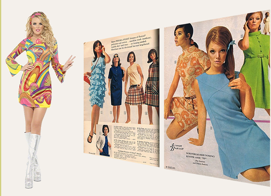 Fashion in 60´s | Vintage Fashion Fans