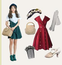 0a9ed04892cd Vintage fashion lever i högsta grad vidare genom att inspirera dagens  modeindustri och forma framtida kläddesigners. Visa säger att alla kläder  som ...