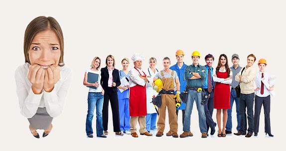 Szukanie pracy na terenie Szwecji