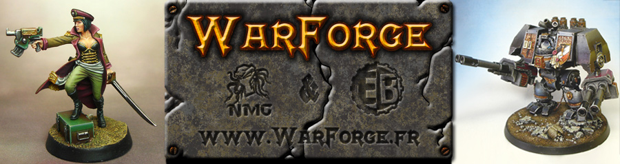 Warforge, le Blog!