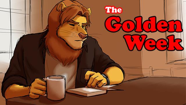The Golden Week Comic