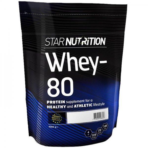 Protein Whey Proteinpulver