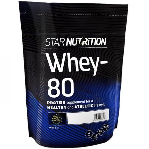 Whey 80  Proteinpulver