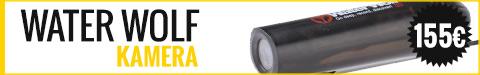 Water Wolf camera - 155€