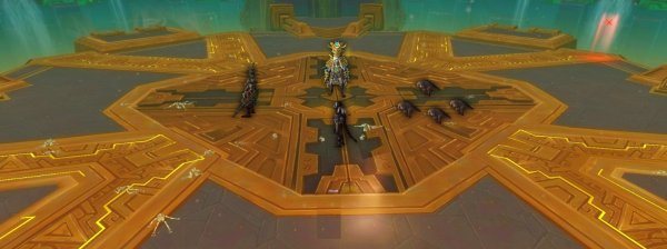 BFA Raid Boss Tactics: Zul, Reborn | World of Warcraft