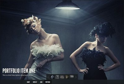 gleam wordpress tema