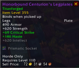Fastest way to gear up in Battle for Azeroth (BFA) | World