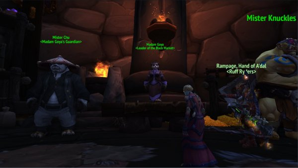 The Blackmarket Auction House | World of Warcraft GamePlay Guides