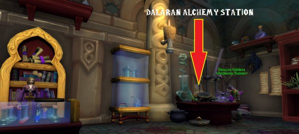 Legion Alchemy Guide | World of Warcraft GamePlay Guides