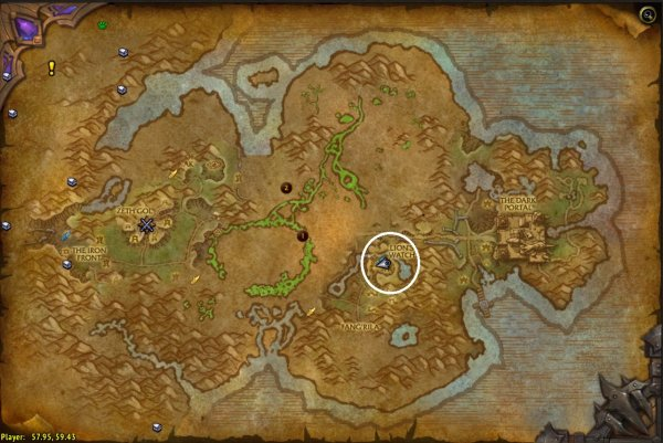 Gear item levels in wod world of warcraft gameplay guides for the alliance these two vendors are in a base is called lions watch malvernweather Choice Image